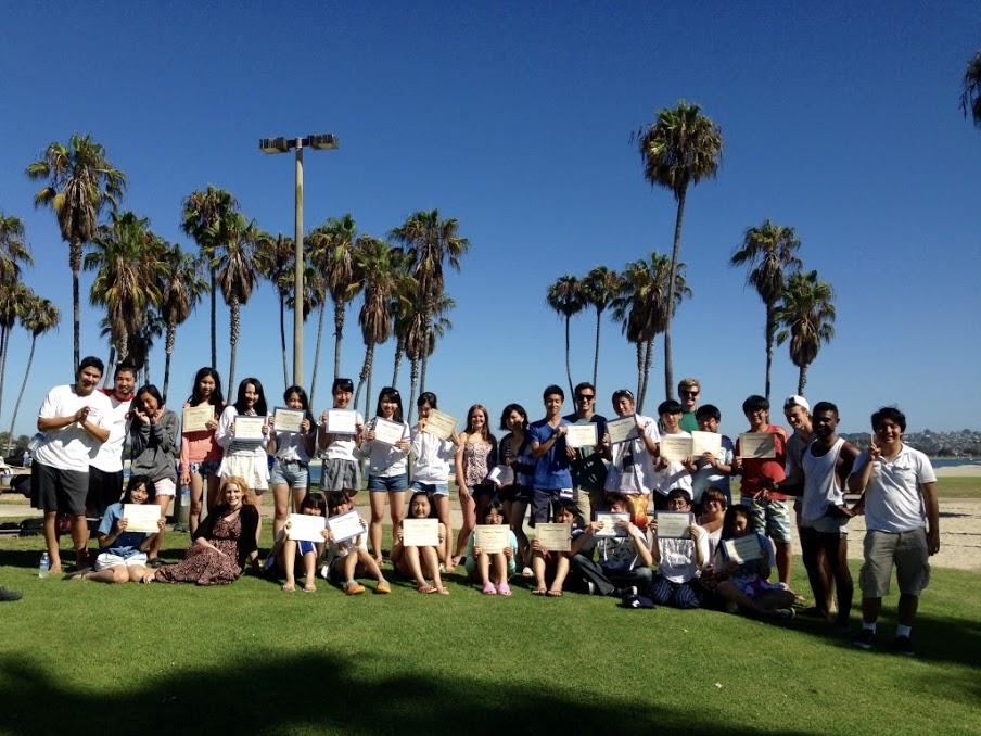 カリフォルニア大学サンディエゴ校で国際交流サマーキャンプ【U6】