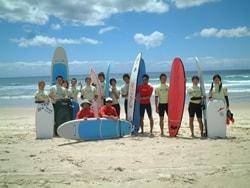 サーフィン留学の目的