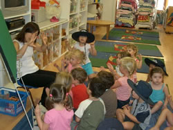 幼児教育ボランティア