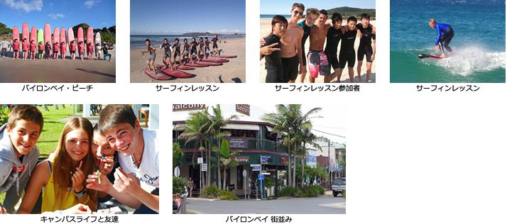オーストラリア 中高生夏休み短期留学 「TAP(サーフィンコース)」【A2】