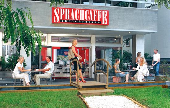 シュプラッハカフェ フランクフルト【E14】(Sprachcaffe Frankfurt)