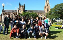 オーストラリア・シドニー 中高生短期留学「英語研修&ホームステイプログラム」【A6】