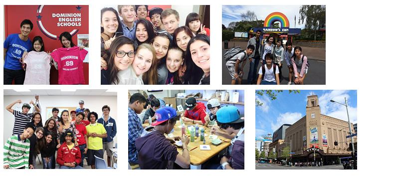 ニュージーランド・オークランドの人気語学学校で「英語+アクティビティ」