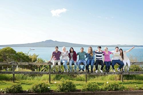 ニュージーランド・オークランド 中高生短期留学「英語+アクティビティプログラム」【N3】【N103】