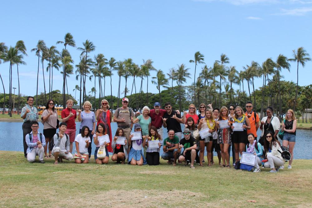 インターカルチュラル・コミュニケーション・カレッジ【U15】(Intercultural Communications College,ICC Hawaii)