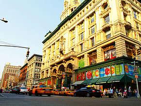 シュプラッハカフェ ニューヨーク【U4】(Sprachcaffe New York)