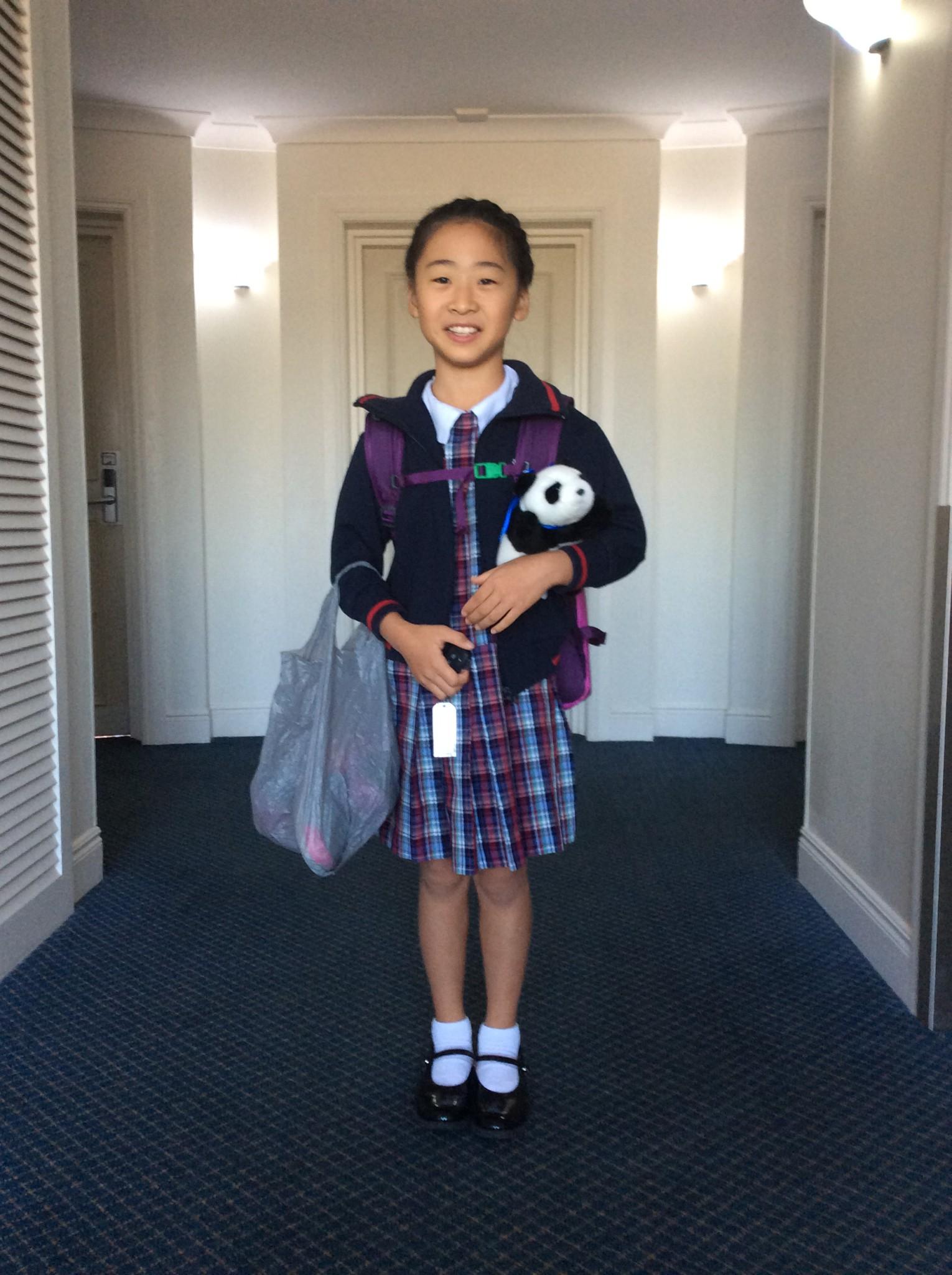 小学校体験入学「ゼロからの娘の成長」