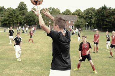 イギリス サッカー留学 <レアルマドリードサッカースクールに参加!>