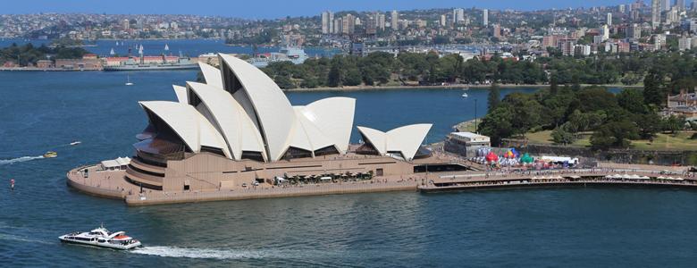 オーストラリアのワーキングホリデー