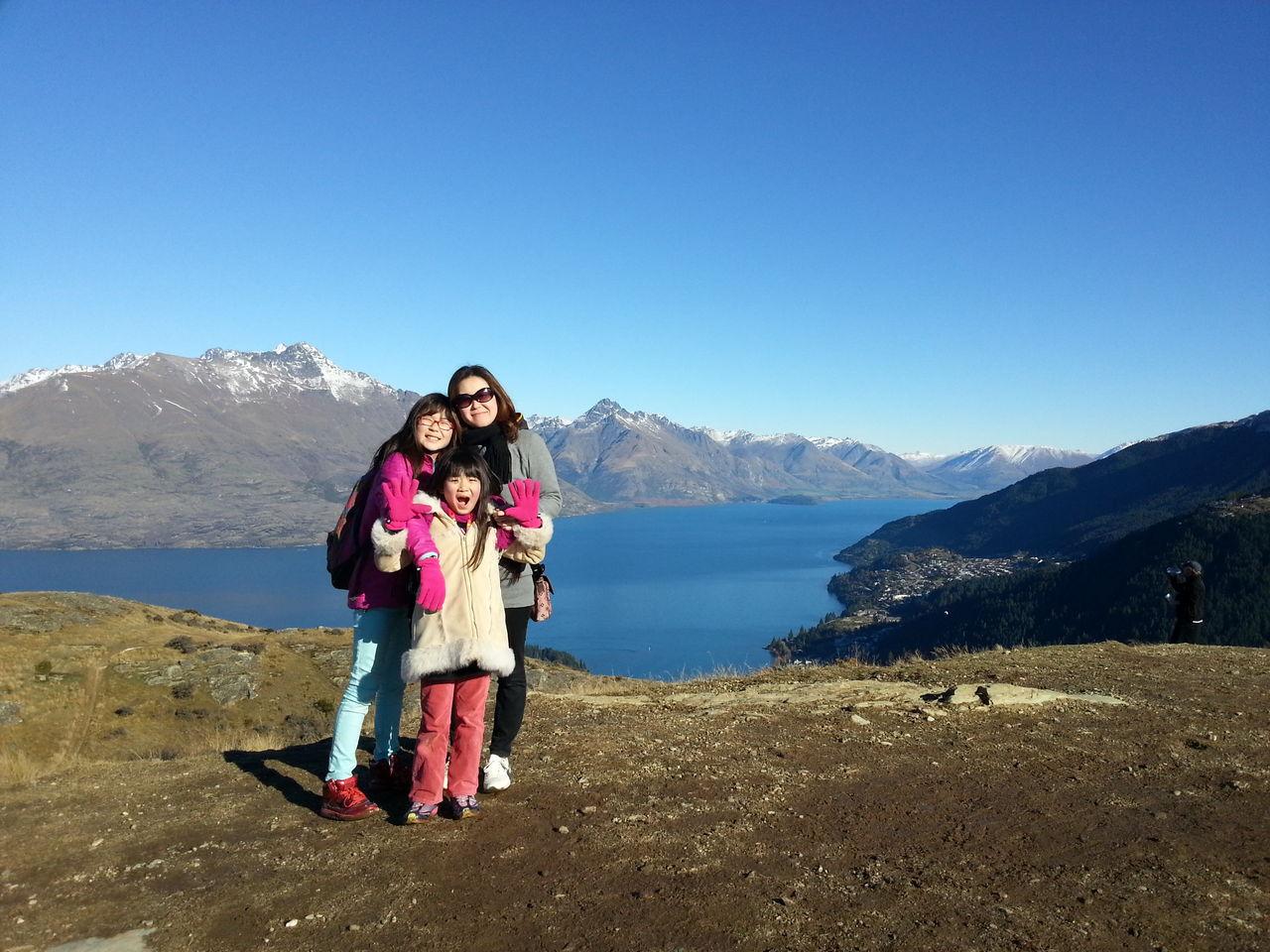 ニュージーランドに親子留学