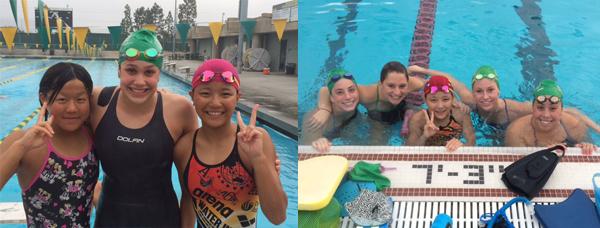 元オリンピック選手のサポートが受けられる!冬休み水泳キャンプ【U102】