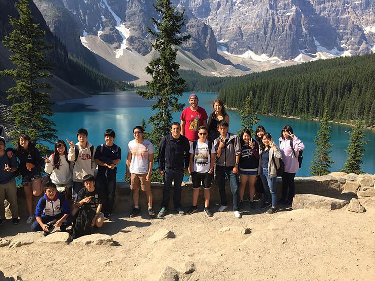 カナダ・カルガリー 短期親子留学プログラム