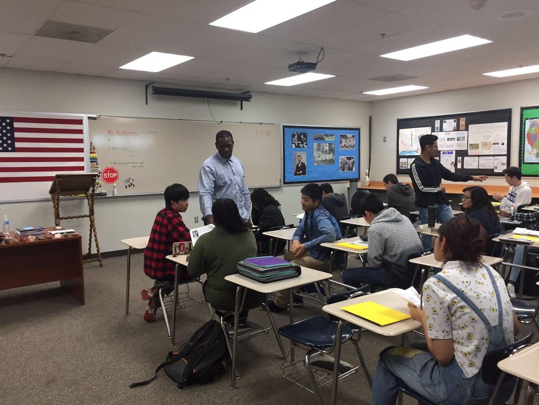 サンディエゴの中学・高校で体験留学【U13】