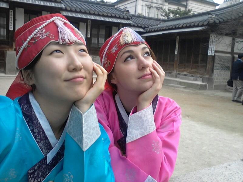 韓国・ソウルの英語+アクティビティプログラム
