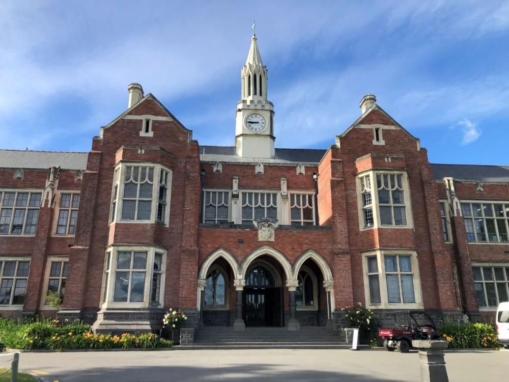 クライストチャーチボーイズ・ハイスクール(クライストチャーチ)/Christchurch Boys' High School