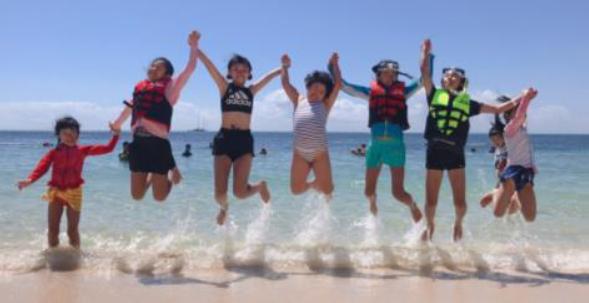 オーストラリア・ケアンズ 夏休みジュニアプログラム【A11】