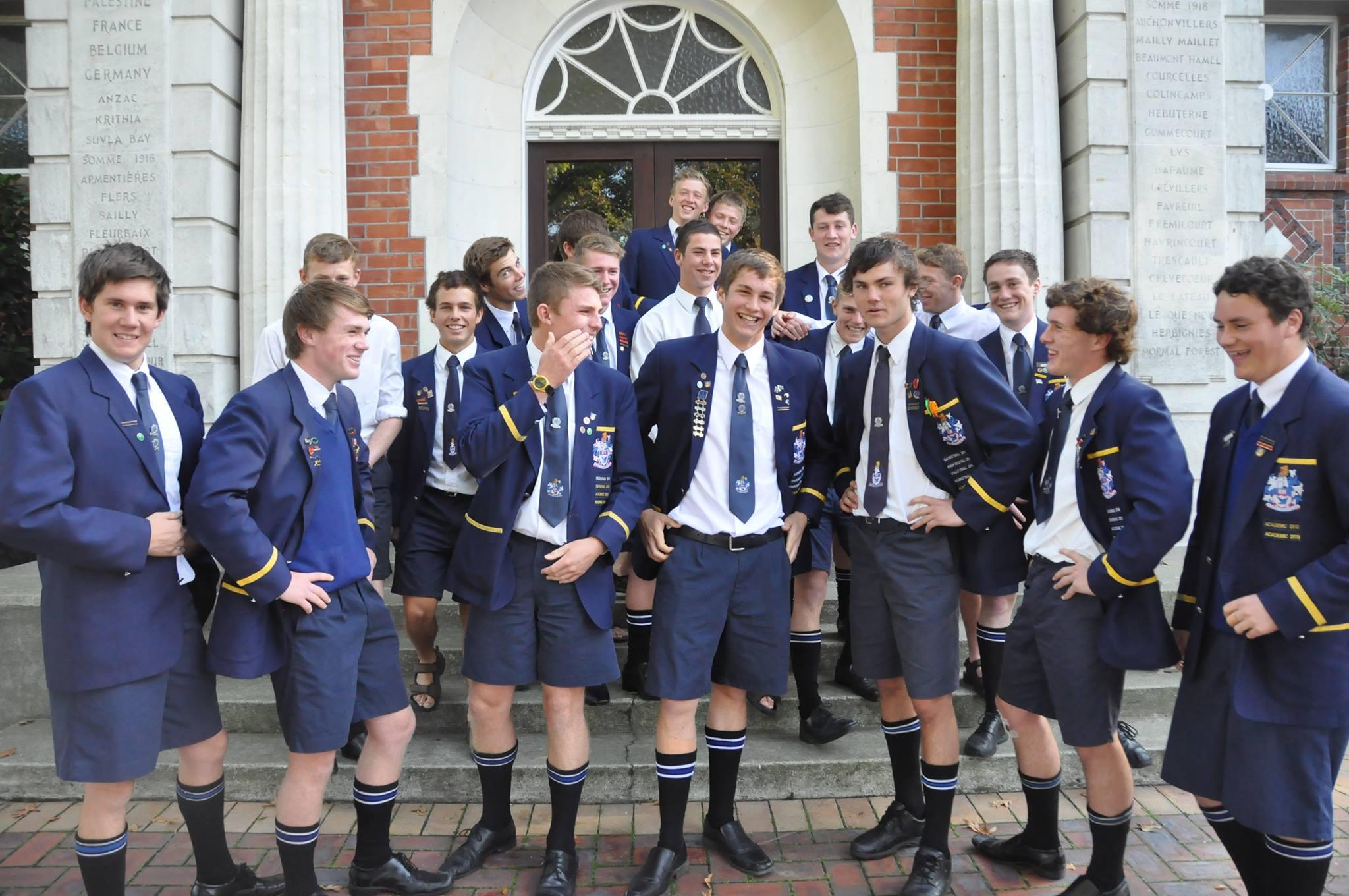 ティマルボーイズ・ハイスクール(ティマル)/ Timaru Boys' High School