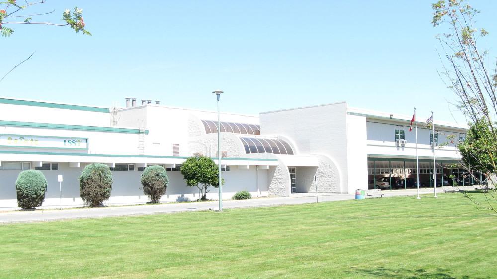 ラングレー・セカンダリースクール(バンクーバー)/ Langley Secondary School