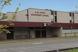 ディー・ダブリュー・ポピー・セカンダリースクール(バンクーバー)/D.W. Poppy Secondary School