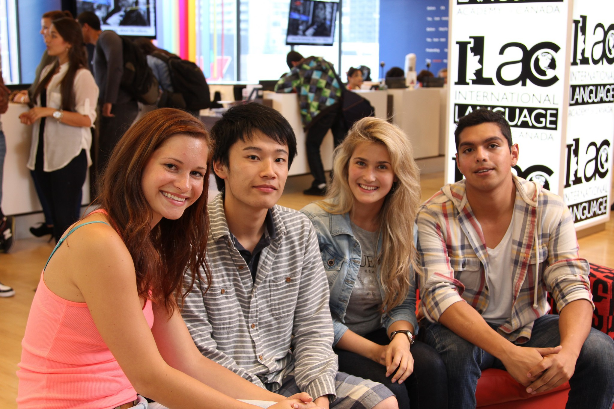 ILAC(International Language Academy of Canada)
