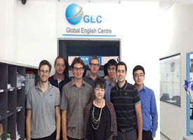 GEC(Global English Centre)