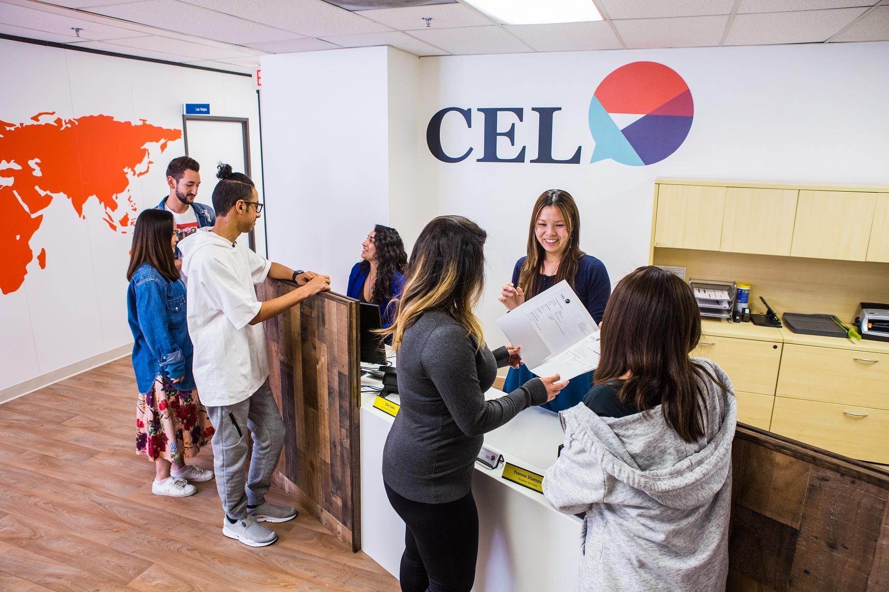 カレッジ・オブ・イングリッシュ・ランゲージ(CEL)サンディエゴ