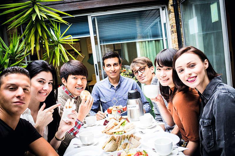 シュプラッハカフェ(Sprachcaffe)ロンドン