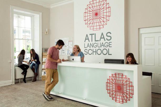 アトラス・ランゲージ・スクール (Atlas Language School) ダブリン