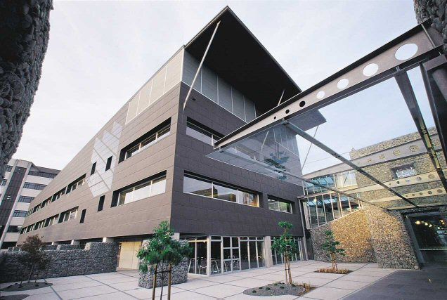 アラインスティテュートオブカンタベリー【H5】(Ara Institute of Canterbury)