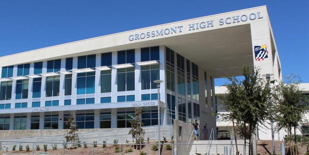 グロスモント・ハイスクール(サンディエゴ)/ Grossmont High School