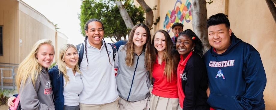 クリスチャンユニファイドスクール(サンディエゴ)/ Christian Unified Schools of San Diego